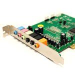 PCI 3D Sound Card