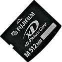 512MB xD Picture Card M Type Fuji DPC-M512 (BWW)