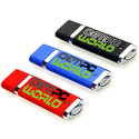 16GB Flash Pen Drive USB 2.0 with your custom log