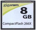 8GB 50p CompactFlash Card 40/19 MBs 266x [SMI+ORI
