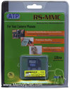 512MB RSMMC Reduced Size MultiMedia MMC Card with