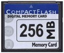 256MB 50p CF CompactFlash Card with 256MB label 1