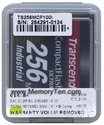256MB 50p CF CompactFlash Card 100x Industrial Gr