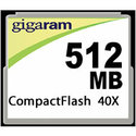 512MB CF Compact Flash Card Hi Speed 40+ (BQY)