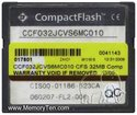 32MB CompactFlash Card Cisco Original, Cisco, CFS