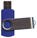 16GB USB 2.0 FlashDrive 23/10 MB/s Rectangular Sw