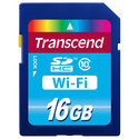 16GB SDHC Card with Wireless WI-FI Class 10 (CRA-
