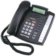 9120 2Line Corded Phone Charcoal M9120CHAR