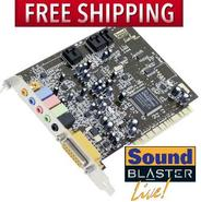 Sound Blaster Live! 5.1