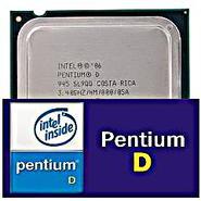 Pentium D 945 SL9QQ