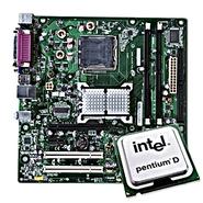 Pentium D 945 cpu fan
