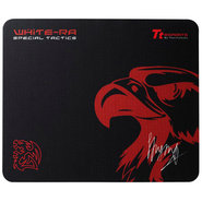 White-Ra B Mouse Pad