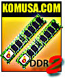 DDR2-1066 PC2-8500 2GB