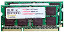 4GB 2X 2GB DDR3 For Intel Core i7 2.7Ghz DDR3 - M