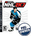 NHL 2K7 - PRE-OWNED - PlayStation 3