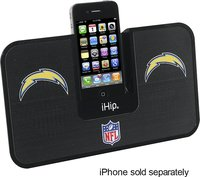 - San Diego Chargers iDock Speakers