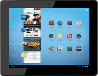 - Tablet with 8GB Memory - Black