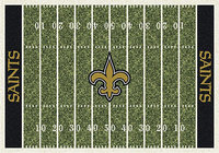 - New Orleans Saints Small Rug