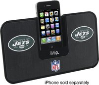 - New York Jets iDock Speakers