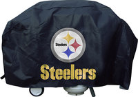 - Pittsburgh Steelers Barbecue Grill Cover