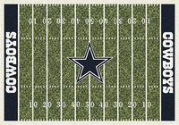 - Dallas Cowboys Small Rug