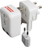 - World Travel USB Power Adapter