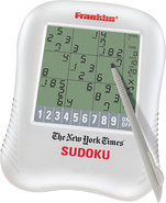- New York Times Sudoku - White