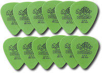 - Tortex Guitar Picks (12-Pack) - Green