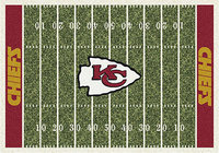 - Kansas City Chiefs Small Rug