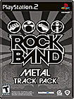 Rock Band Metal Track Pack - PlayStation 2