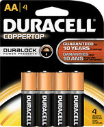 - AA 15V CopperTop Batteries (4-Pack)