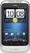 - HTC Wildfire No-Contract Mobile Phone - White