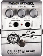 - Celestial Delay Effect Pedal for Electric Guitar