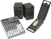 - Complete Recording Package