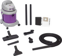 - All Around EZ 4-Gal Wet/Dry Vacuum