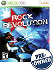 Rock Revolution - PRE-OWNED - Xbox 360