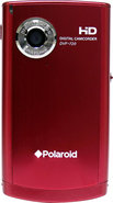- DVF-720 32MB HD Flash Memory Camcorder - Red