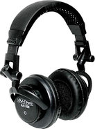 - DJH-200 Over-the-Ear DJ Headphones