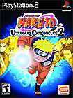 Naruto: Uzumaki Chronicles 2 - PlayStation 2