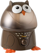 - Ultrasonic 1-Gal Cool Mist Humidifier - Owl