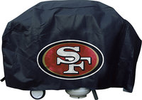 - San Francisco 49ers Barbecue Grill Cover