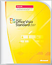 Office Visio Standard 2007 Upgrade - Windows