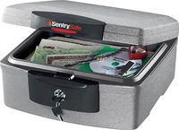 - Waterproof Fire Chest - Gray
