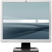 Compaq - 19   LCD Monitor - Carbonite, Silver
