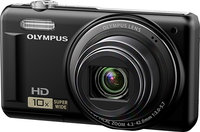 - Refurbished 140-Megapixel Digital Camera - Black