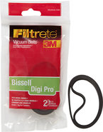 - Filtrete BISSELL Digi Pro Vacuum Belt (2-Pack)
