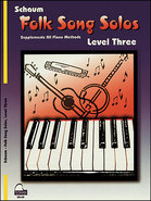 - Jeff Schaum: Folk Song Solos Level 3 Sheet Music