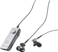 - Bluetooth Half-in-Ear Earbud Headphones