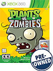 Plants vs Zombies - PRE-OWNED - Xbox 360