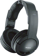 - Wireless FM Over-the-Ear Headphones